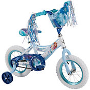 Huffy Girls' Disney Frozen 12'' Bike