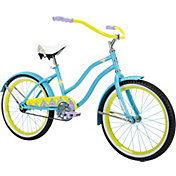 "Huffy Girls' Good Vibrations 20"" Cruiser Bike"