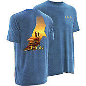 Huk Men's KScott Twighlight T-Shirt