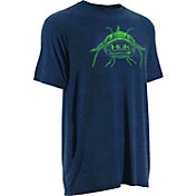 Huk Men's Inked Catfish T-Shirt