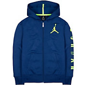 Jordan Boys' Jumpman Graphic Full-Zip Jacket