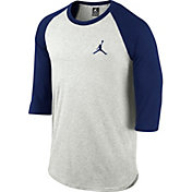 Jordan Core Three-Quarter Raglan Sleeve Shirt