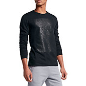 Jordan Men's Air Jordan 3 Long Sleeve Graphic Shirt