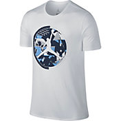 Jordan Men's AJ 9 Globe Graphic T-Shirt