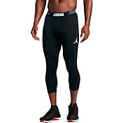 Jordan Men's AJ 3/4 Compression Tights
