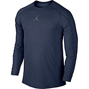 Jordan Men's AJ All Season Fitted Long Sleeve Shirt