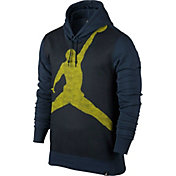 Jordan Men's Jumpman Brushed Graphic 1 Hoodie