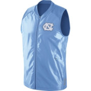 Jordan Men's North Carolina Tar Heels Carolina Blue Hyperelite 2.0 Basketball Game Vest