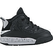 Jordan Kids' Toddler Air Jordan Dub Zero Basketball Shoes