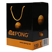 JOOLA IPong Indoor Table Tennis Balls - 100 Pack