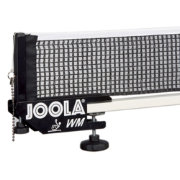 JOOLA WM Table Tennis Net-Post Set