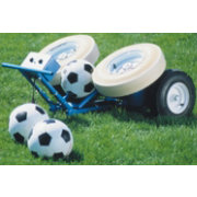 JUGS Soccer Training Machine