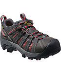 KEEN Women's Flint Steel Toe Work Shoes