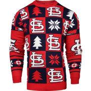 Klew St. Louis Cardinals Ugly Christmas Sweater