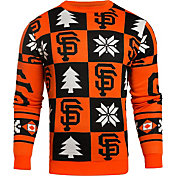 Klew San Francisco Giants Ugly Christmas Sweater