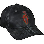 Kryptek Men's Red Spartan Hat