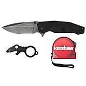 Kershaw DIY Drop Point Folding Knife & Multi-Function Tool Combo