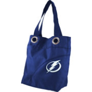 Little Earth Tampa Bay Lightning Navy Sheen Tote