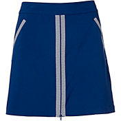Lady Hagen Women's Bon Voyage Collection Nautical Golf Skort – Plus Size