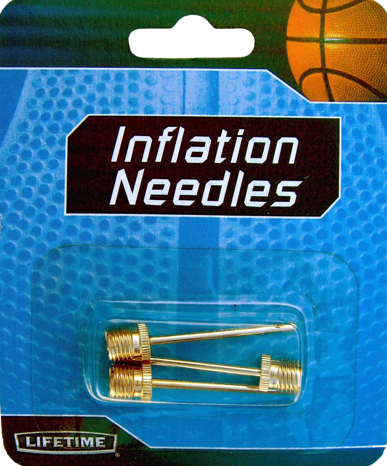 Lifetime 3 Pack Inflation Needles DICKS Sporting Goods