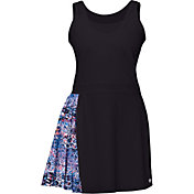 LIJA Women's Compression Runway Tennis Dress
