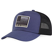Life is Good Men's Flag Mesh Back Chill Hat