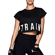 Lorna Jane Women's Train Insane Short Sleeve T-Shirt