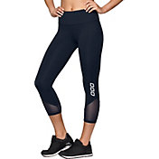 Lorna Jane Women's Extreme Core Support Capris Leggings