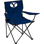 BYU Cougars Team-Colored Canvas Chair