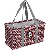 Florida State Seminoles Double-Diamond Picnic Caddy