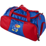 Kansas Jayhawks Embroidered Gym Bag