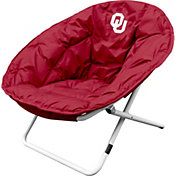 Oklahoma Sooners Sphere Chair