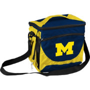 Michigan Wolverines 24 Can Cooler