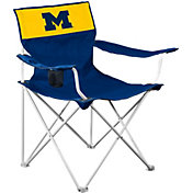 Logo Michigan Wolverines Adult Logo Chair