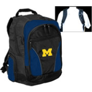 Michigan Wolverines Team Colors/Black Backpack