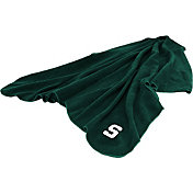 Michigan State Spartans Huddle Throw