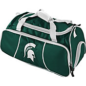 Michigan State Spartans Embroidered Gym Bag