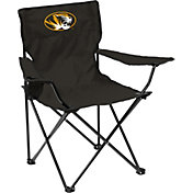 Missouri Tigers Team-Colored Canvas Chair