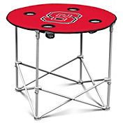 NC State Wolfpack Portable Round Table