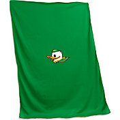 Oregon Ducks Sweatshirt Blanket