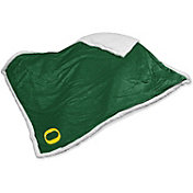Oregon Ducks Sherpa Throw