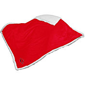 Arkansas Razorbacks Sherpa Throw