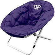 TCU Horned Frogs Sphere Chair