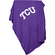 TCU Sweatshirt Blanket Sweatshirt Throw