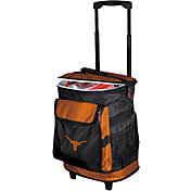 Logo Texas Longhorns Rolling Cooler