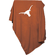 Texas Longhorns Sweatshirt Blanket