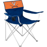 Logo Virginia Cavaliers Team-Colored Canvas Chair