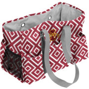 Iowa State Cyclones Double-Diamond Junior Caddy Tote