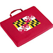 Logo State of Maryland Flag Bleacher Cushion