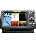 Lowrance HOOK-7 Base Mid/High/DownScan Fish Finder